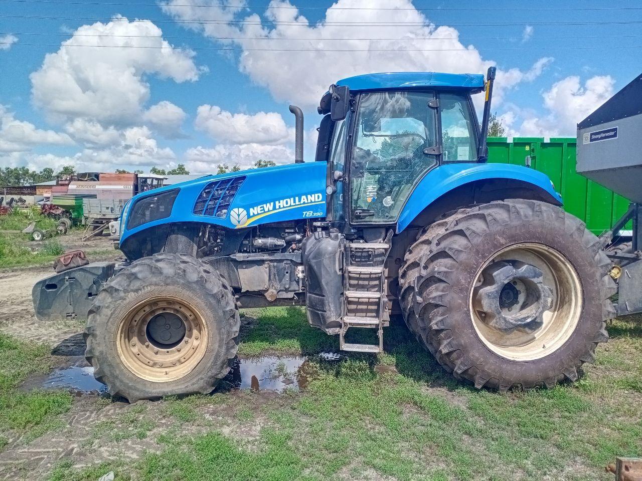 Примеры работ компании Тех Контроль - Системы GPS мониторинга сельхозтехники в Украине