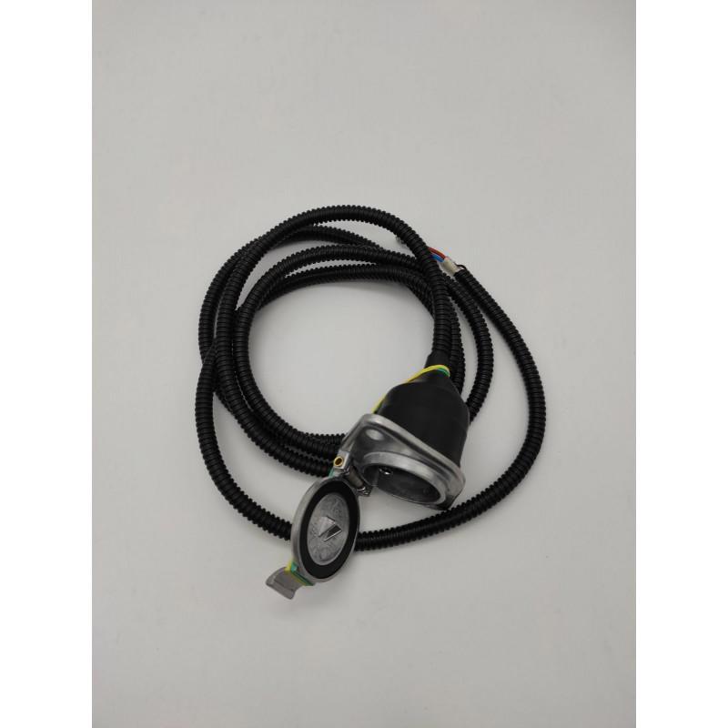 Идентификатор прицепного оборудования, системы GPS мониторинга - изображение 1