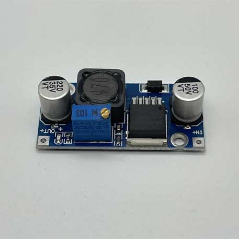 Понижуючий конвертер DC-DC LM2596 з 4.5-40В до 3-35В, системы GPS мониторинга - изображение 1