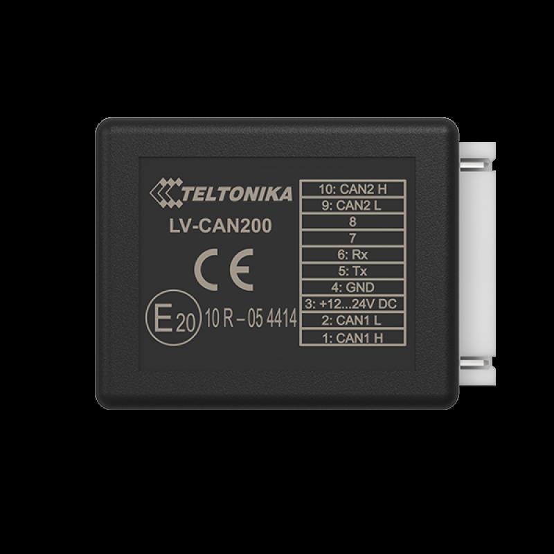 Адаптер Teltonika LV -CAN200, системы GPS мониторинга - изображение 1