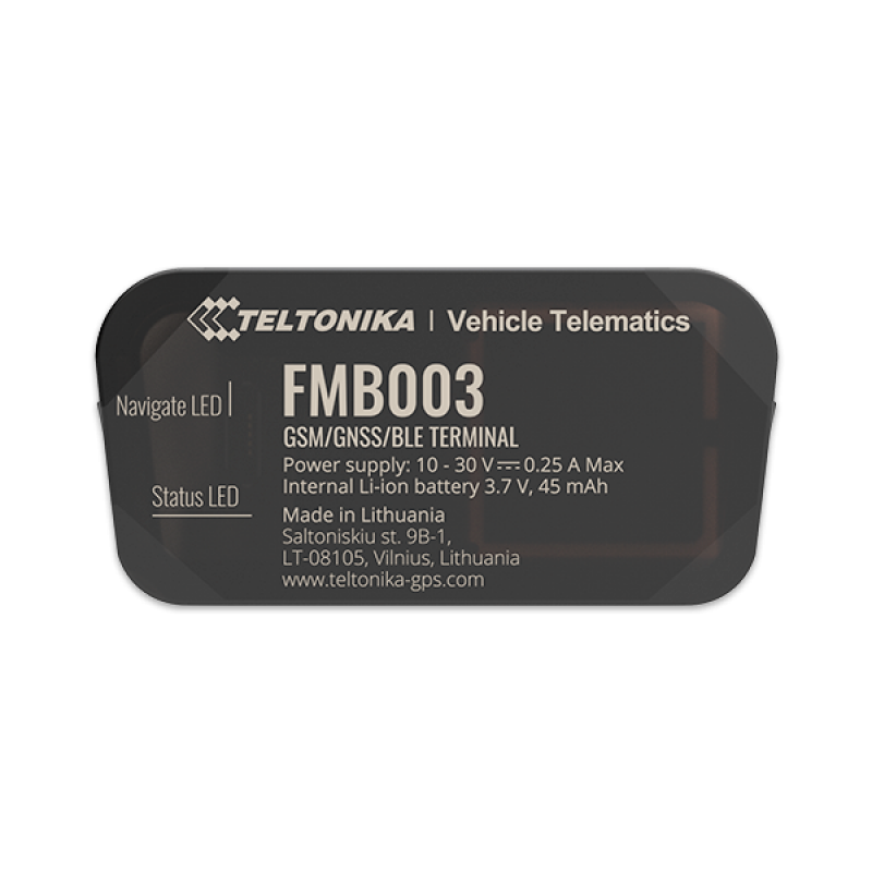 GPS трекер Teltonika FMB 003, системы GPS мониторинга - изображение 1