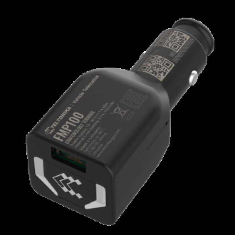 GPS трекер Teltonika FMP 100, системы GPS мониторинга - изображение 1