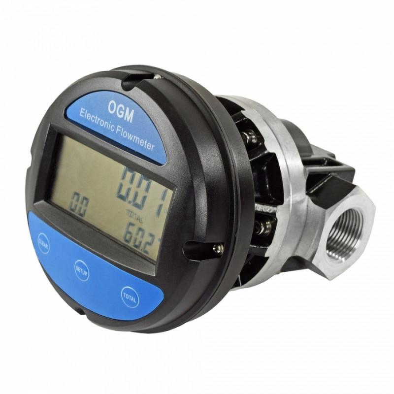 CчетчикдлябензинуOGM-25, системы GPS мониторинга - изображение 1