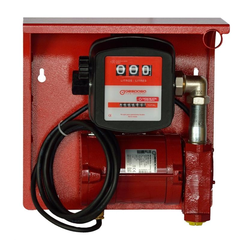 Бензиновая колонка SAG-600 12,24-50, системы GPS мониторинга - изображение 1