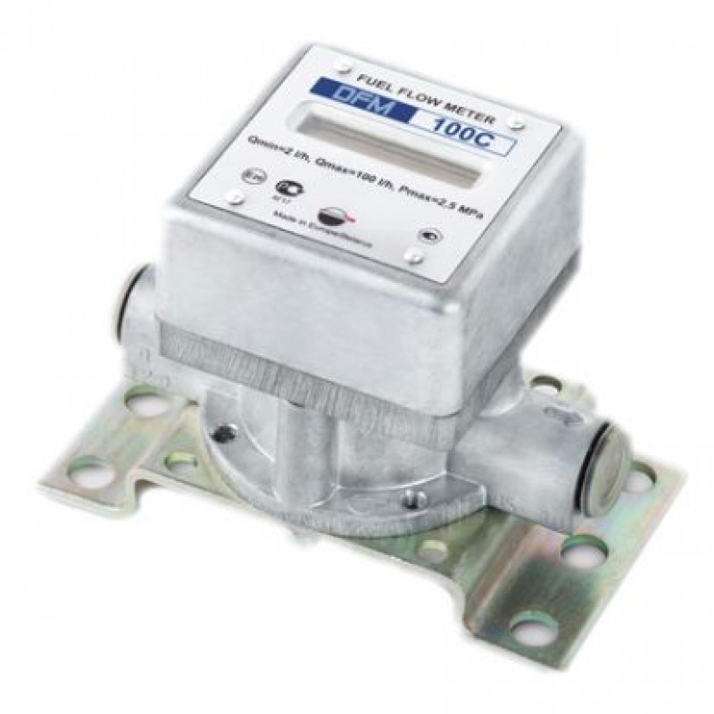 Счетчик топлива DFM 100C, системы GPS мониторинга - изображение 1