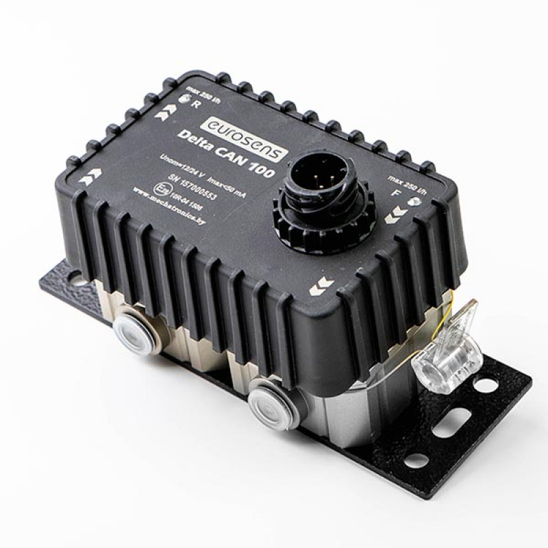 Расходомер Eurosens Delta CAN 250, системы GPS мониторинга - изображение 1