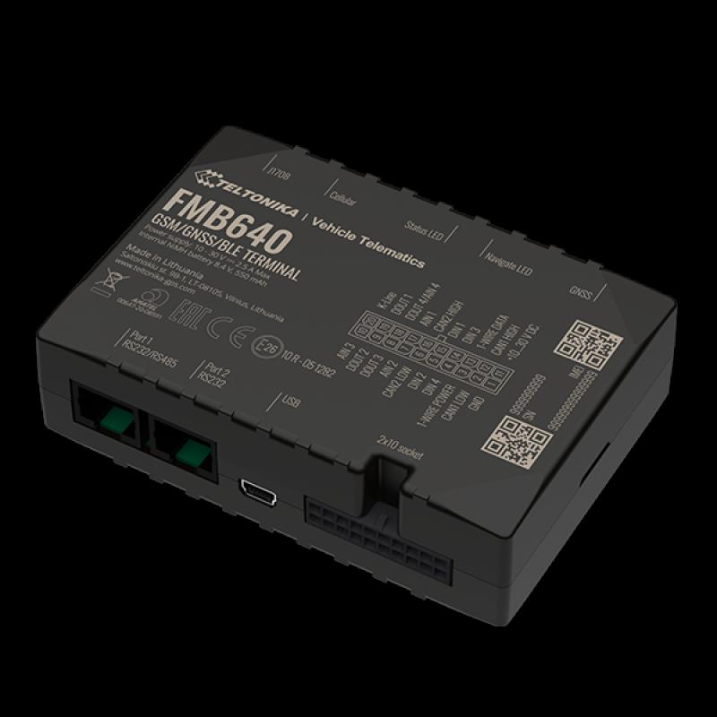 GPS трекер Teltonika FMB640, системы GPS мониторинга - изображение 1