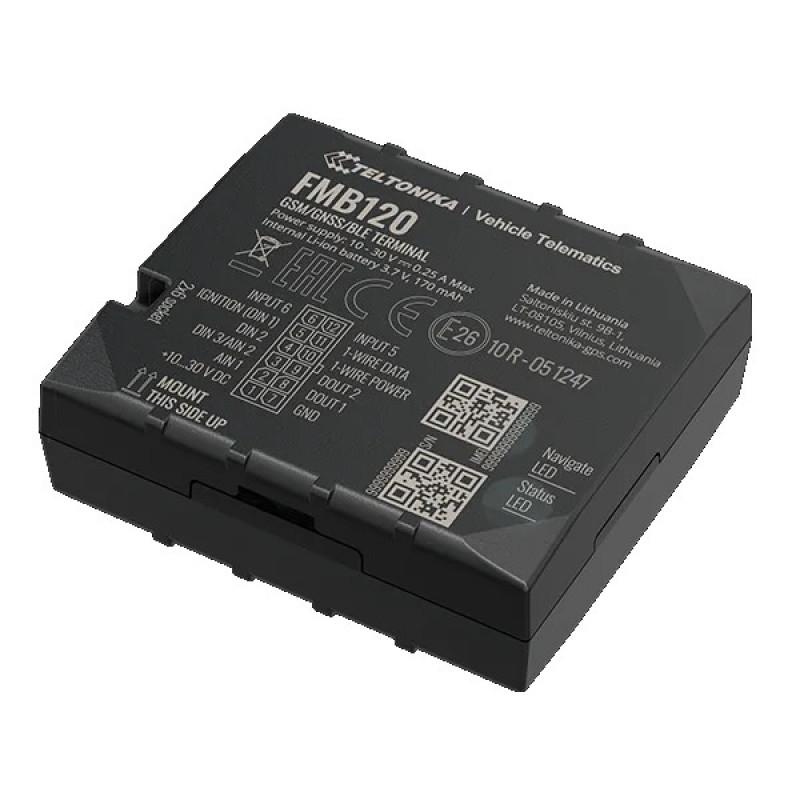 GPS трекер Teltonika FMB120, системы GPS мониторинга - изображение 1