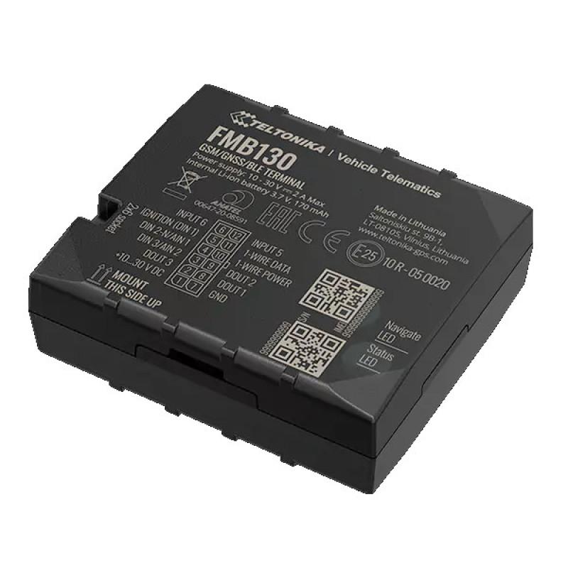 GPS трекер Teltonika FMB130 , системы GPS мониторинга - изображение 1