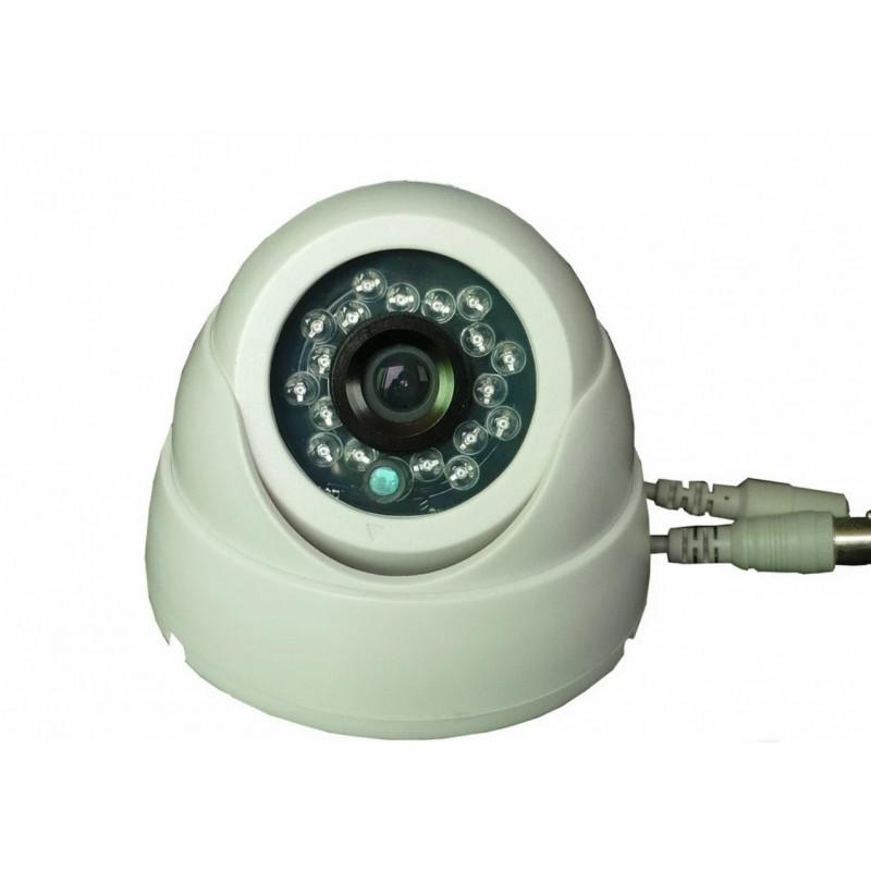 Камера купольная Teswell TS-329С12-IP-1.7-IR, системы GPS мониторинга - изображение 1