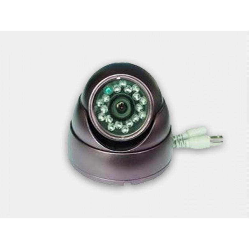 Камера купольная Teswell TS-347C10-U7-IP, системы GPS мониторинга - изображение 1