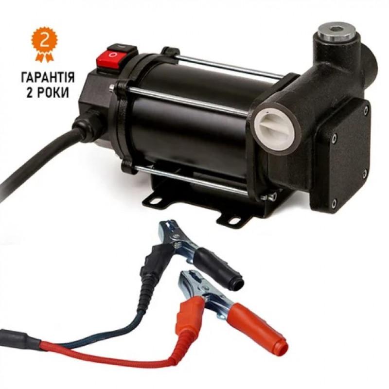 BP-DC60-12/24 - насос для перекачивания дизельного топлива, системы GPS мониторинга - изображение 1
