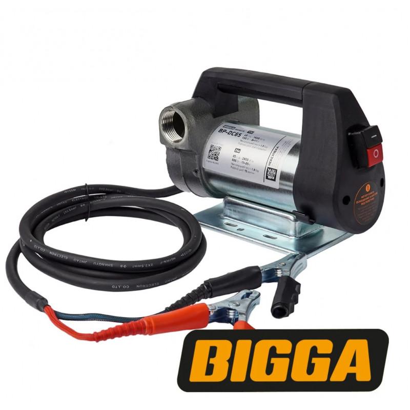 BP-DC65 – насос для перекачки дизельного топлива, системы GPS мониторинга - изображение 1