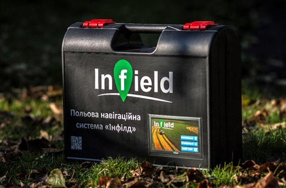 Система точного землеробства InField в Україні - зображення 1